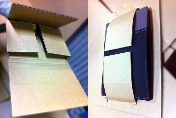 千代田区 出版会社D社様 書籍梱包用ヤッコ式 1000セット