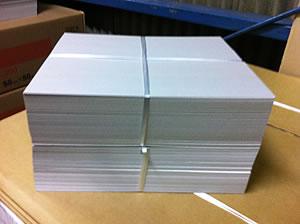 写真パネル用台紙 数量1,000枚