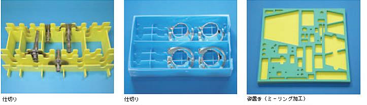 プラスチック 製函加工機材
